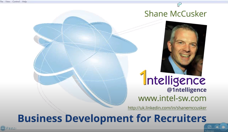 business development for recruiters