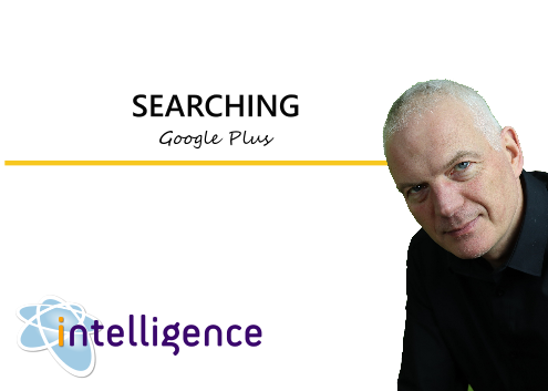 searching google plus