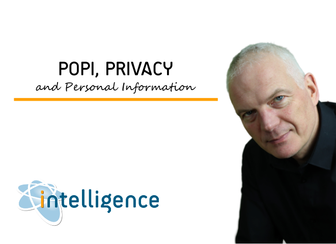 POPI Privacy Personal Information