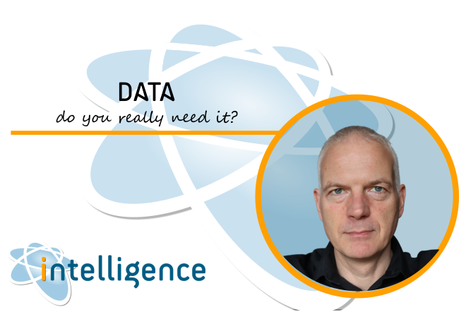 Data - do you really need it